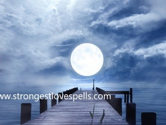 Full moon love spells