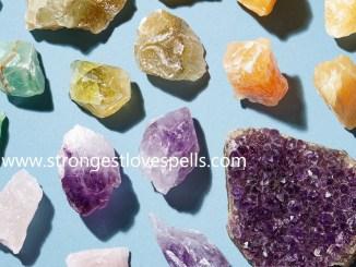 Crystal love spells