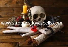 Haitian voodoo love spell