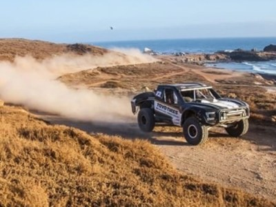 """The Gentlemen"" Take Home The Win At 50th Baja 500"