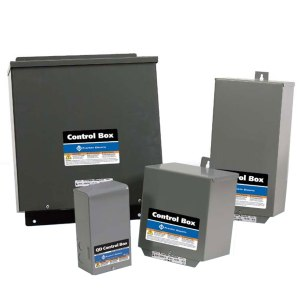 Franklin Electric single phase control boxes
