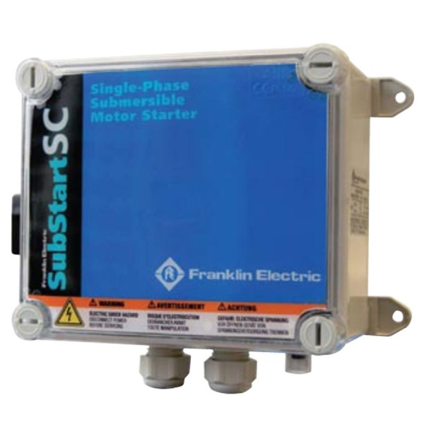 Franklin Electric Substart SC control starter box