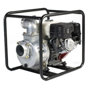 4 inch Transfer Pump with Recoil Start. 4 Inch Transfer Pump with Electric Start