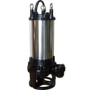 grind macerate and pump raw sewage with a sewage grinder pump