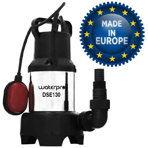 small automatic sump pump DSE130