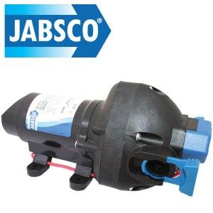 Jabsco J20-105 Automatic inline freshwater pressure pump 24V DC