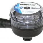 Jabsco PumpGuard Strainer plug-in with half inch male thread