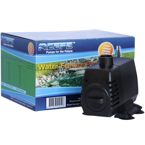 RP1500 Reefe 240 Volt Water Feature Pump