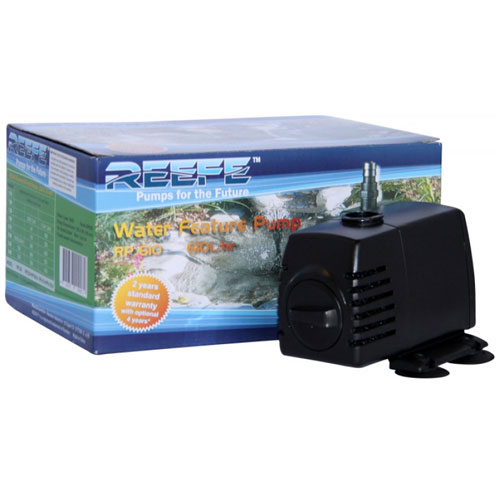 RP610 240V Indoor Fountain and Urn Pump