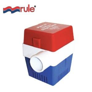 12V Manual Draining Bilge Pump
