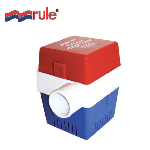 12V Manual Draining Bilge Pump