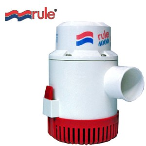 12VDC Electric Bilge Pumps. 24VDC Electric Bilge Pumps.