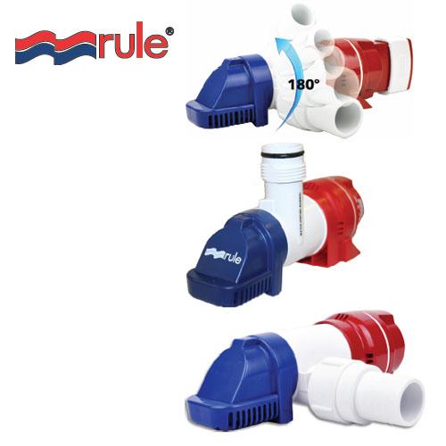 12V Small Low Profile Manual Bilge Pump. 12V Small Low Profile Automatic Bilge Pump
