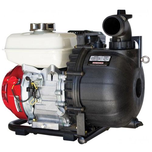 petrol powered salt water transfer pump