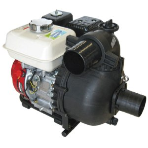 3 inch MH030P Poly Petrol Powered Saltwater Transfer Pump