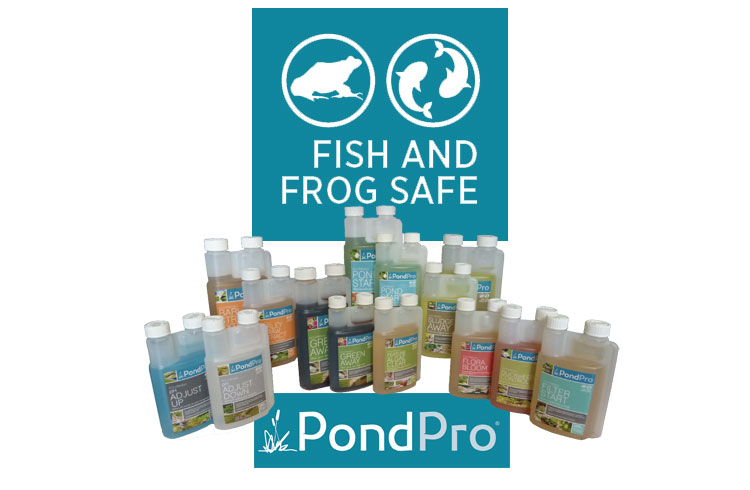 natural pond treatment products