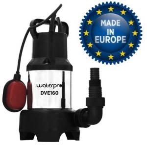 waterpro submersible vortex sump pump Reefe DVE160