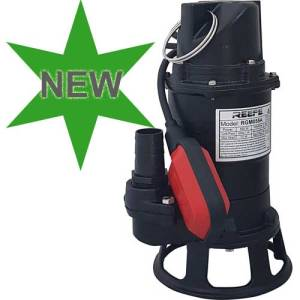small sewage grinder pump