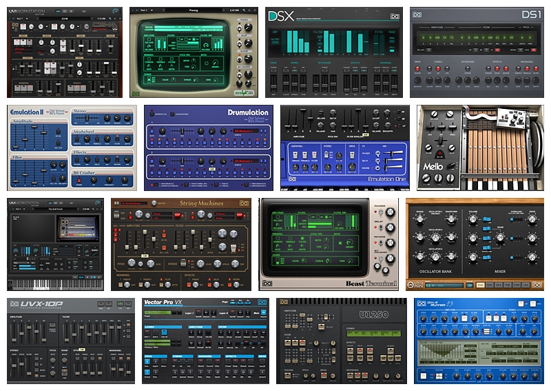 Vintage Vault 2 Review - a Gold Mine of Synth Collection by UVI