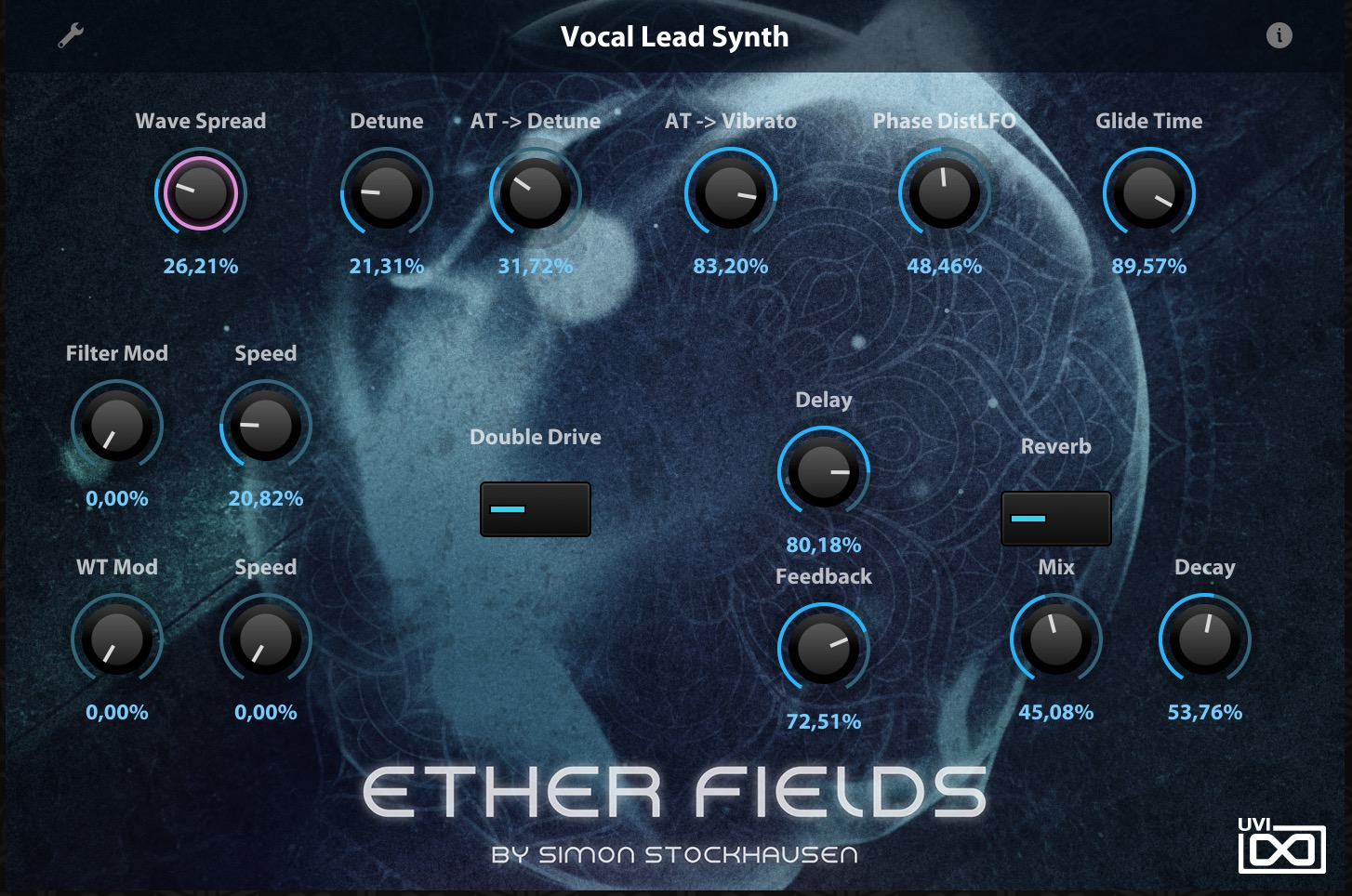Ether Fields a Falcon Expansion by UVI Review | StrongMocha