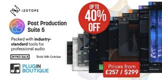 iZotope RX Post Production Suite 5 Sale