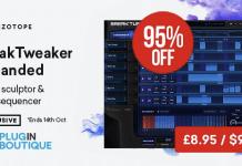 iZotope BreakTweaker Expanded Sale