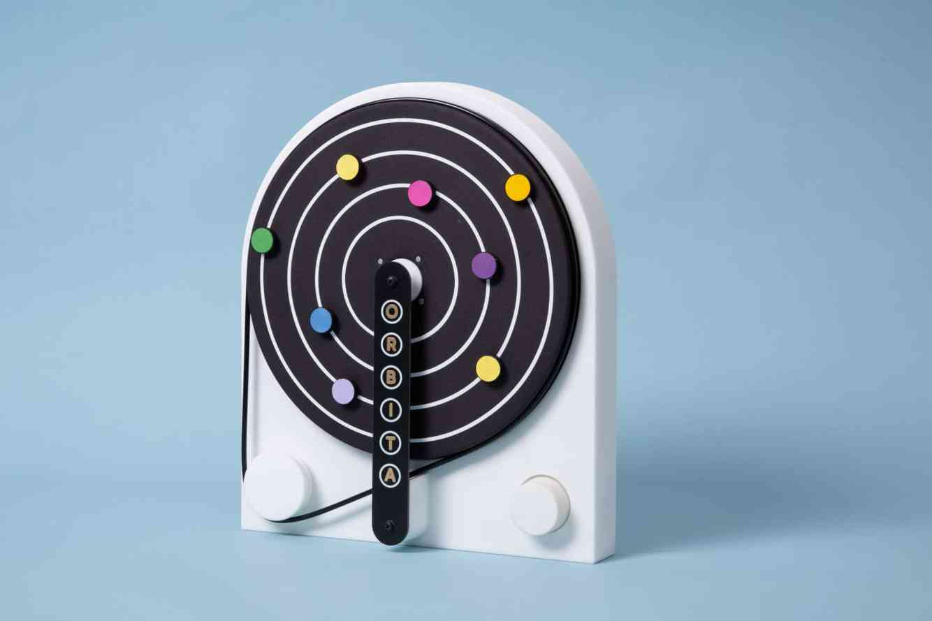 Orbita – Playtronica's Turn Color and Gesture Device