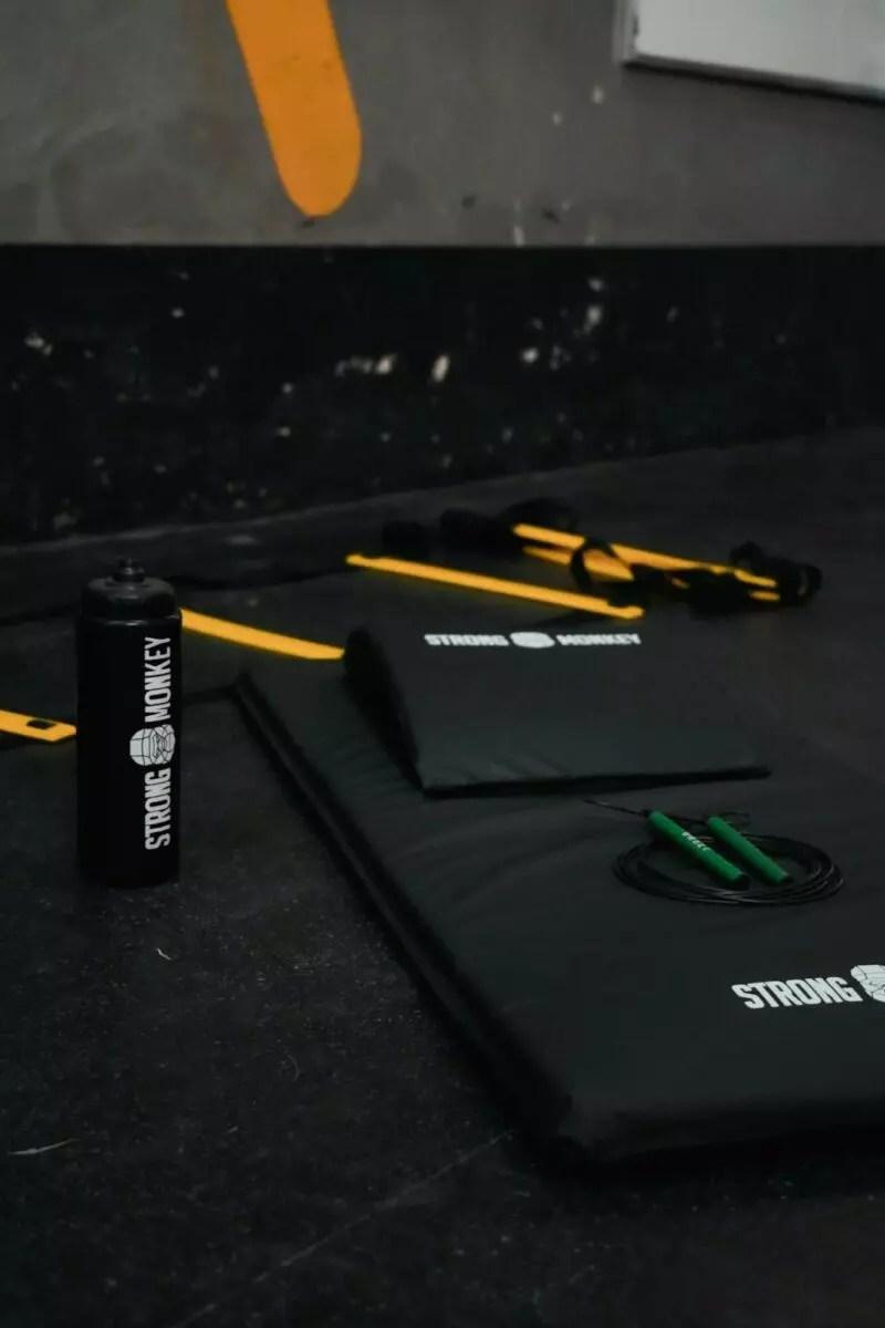 COLCHONETE PARA TREINO - STRONG MONKEY 100x50x3cm