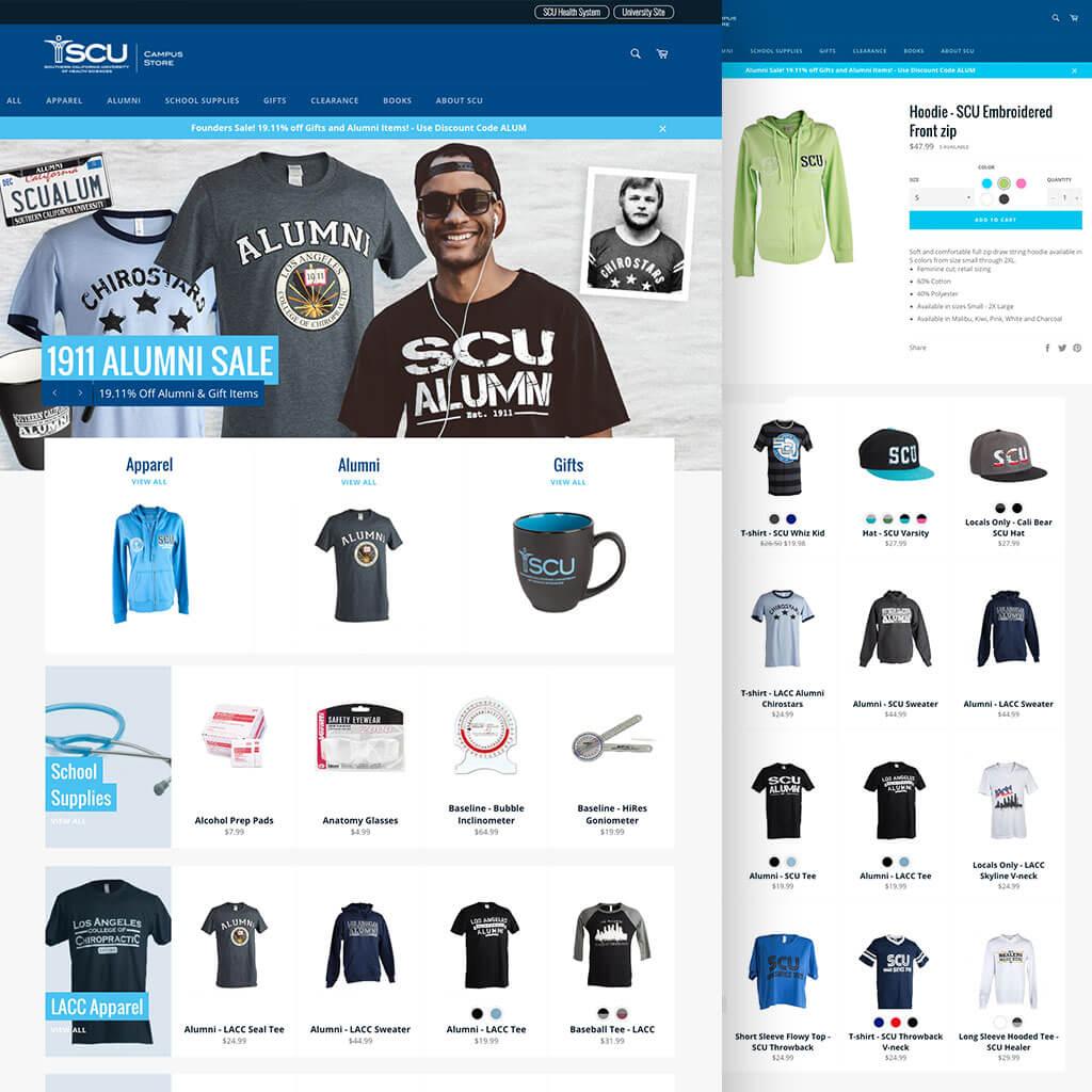 SCU-Online-Store