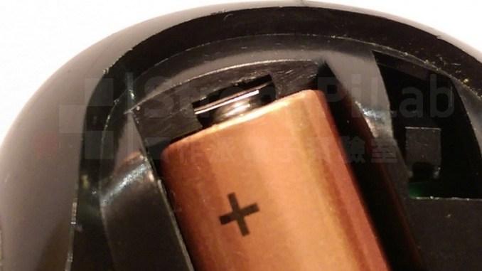 加墊一層錫箔增加接觸強度