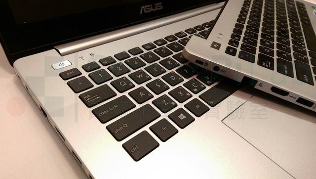 新舊鍵盤比一比