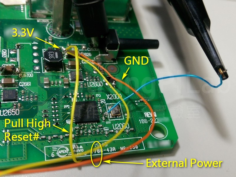 XTAL-晶體振盪器-電路板