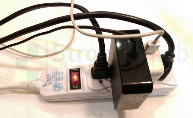 太多電器共用插座,容易引發-電線走火