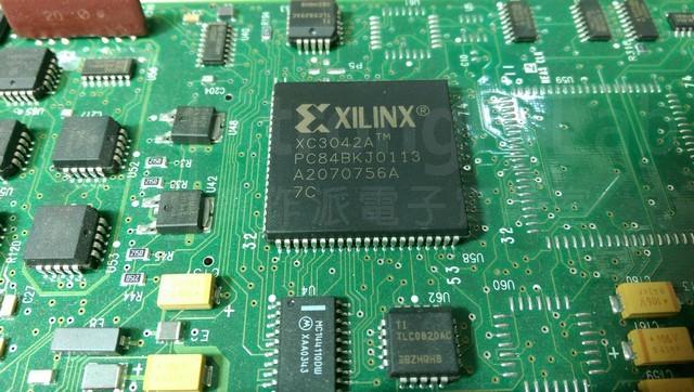 FPGA in counter