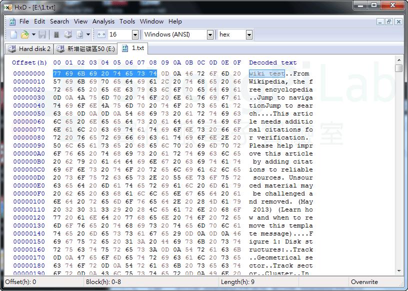 儲存於硬碟的檔案,size=68KB