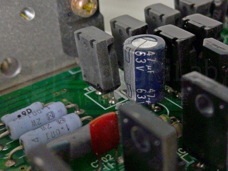 輸出用的穩壓電容