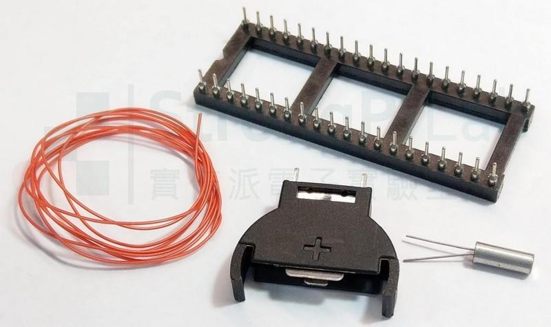 替換 儀器電池 的材料