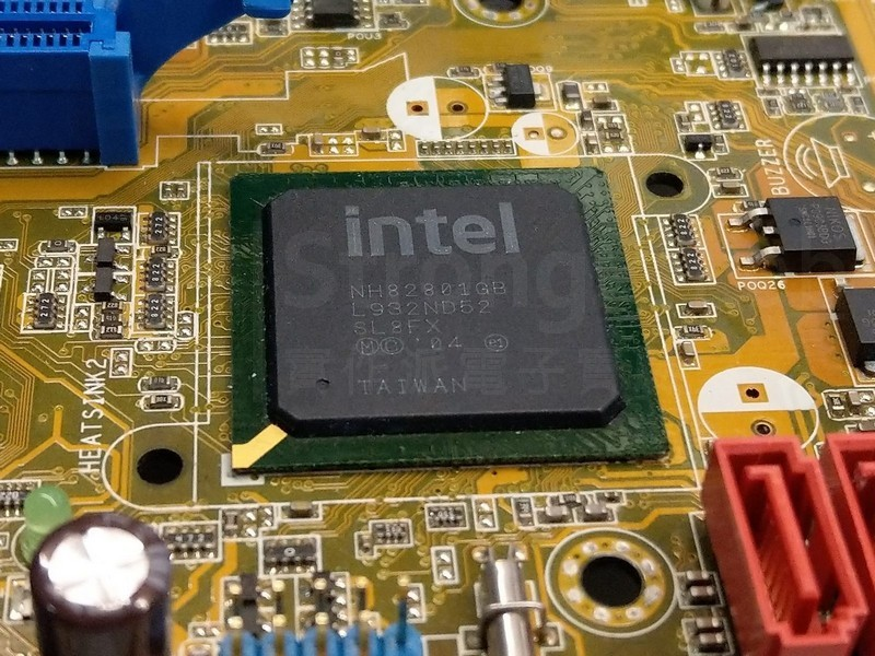 南橋晶片NH82801GB(ICH7)