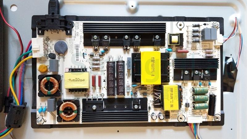 液晶電視 的交換式電源
