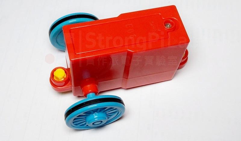 玩具火車 的齒輪箱