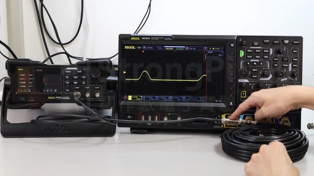 建置電波反射實驗