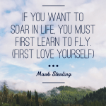 Smile Sunday: First Love Yourself