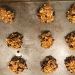 Runnings Recipes with Rebecca: Banana Pumpkin Cookies
