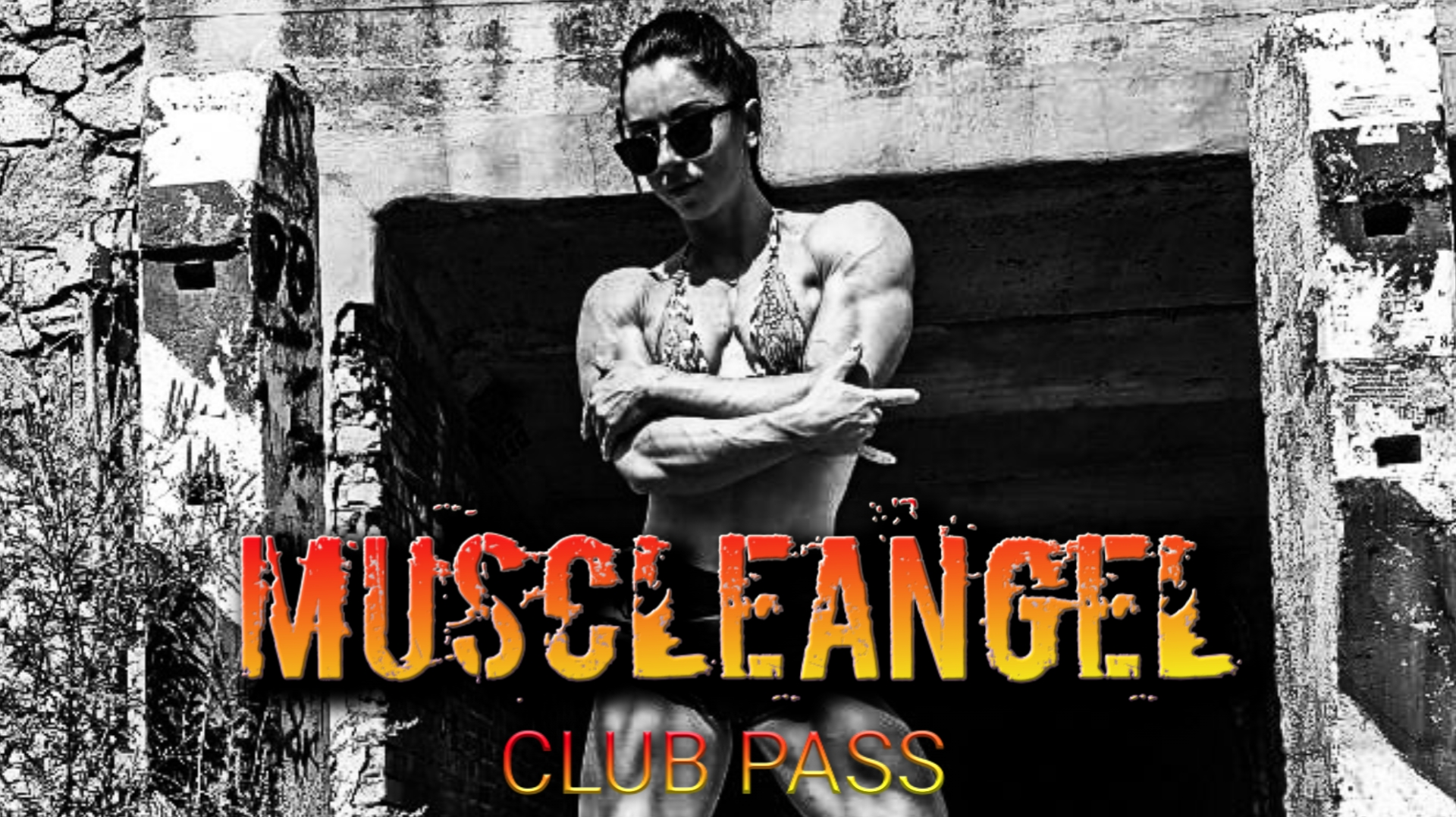 MuscleAngel Club Pass