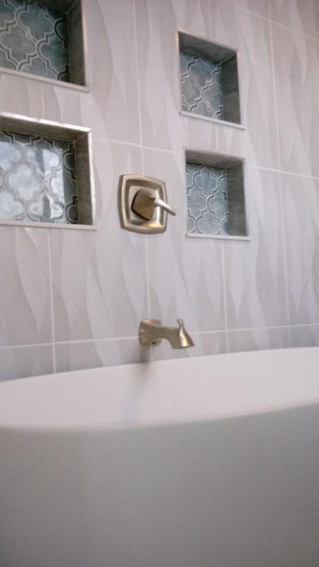 professional tile installation kitchen