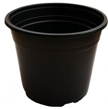 Ghiveci VCD negru(12 cm)