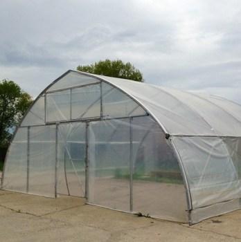 Solar gotic 10x40 m folie dubla inflata