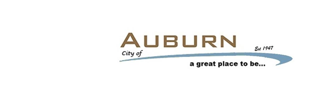 On behalf of the City of Auburn