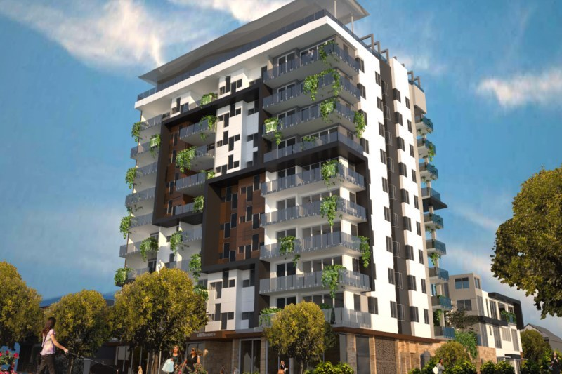 Citi Apartments South Tce Adelaide