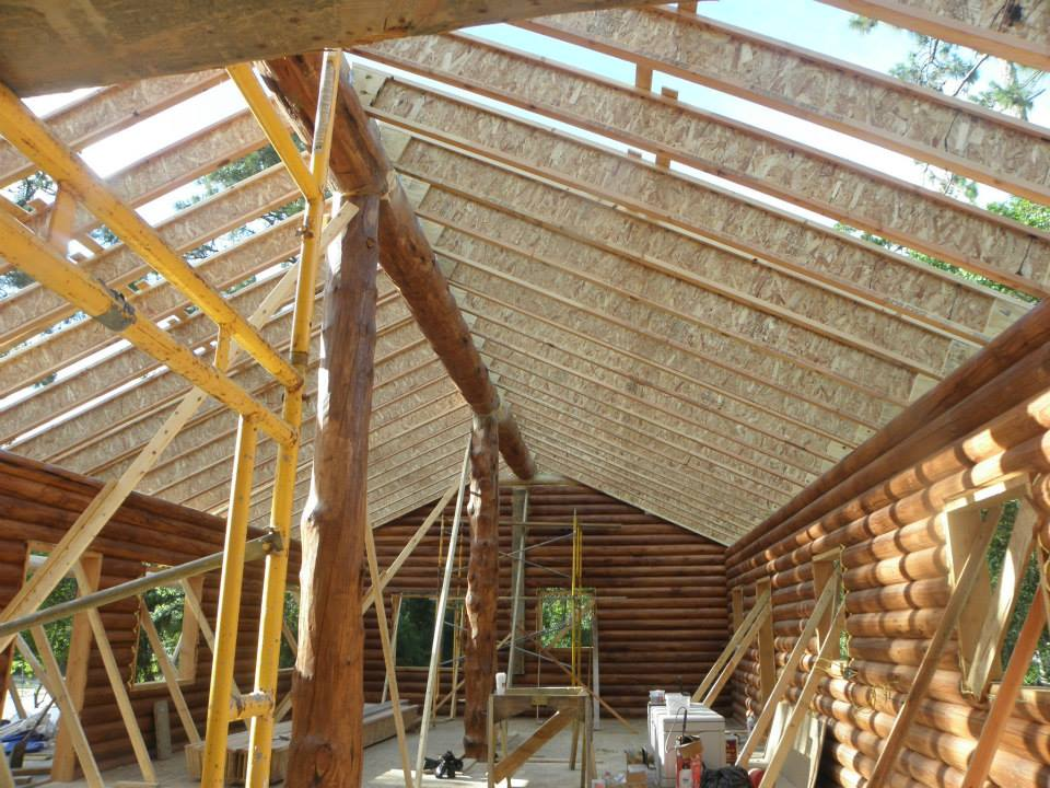 Lazarus Log Cabins Precision Structural Engineering